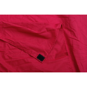 Basic Nature Mixed Sleeping Bag Liner Blanket Shape, bordeaux